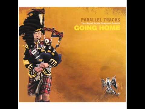 Going Home - Royal Scots Dragoon Guards & Mark Knopfler