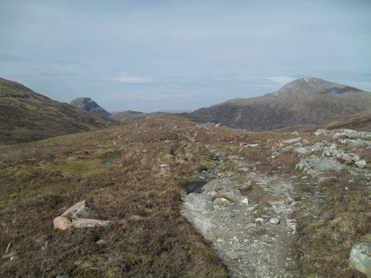Lairig Leacach Pass (635m)