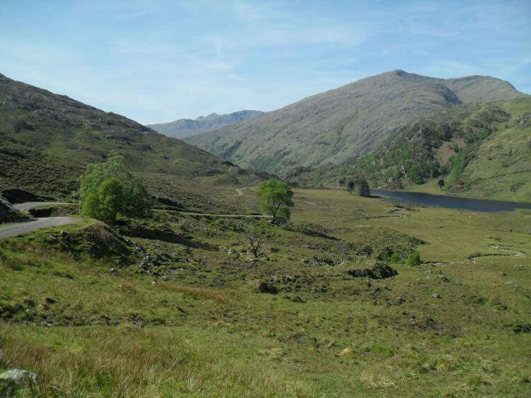 Loch Coire Shùbh